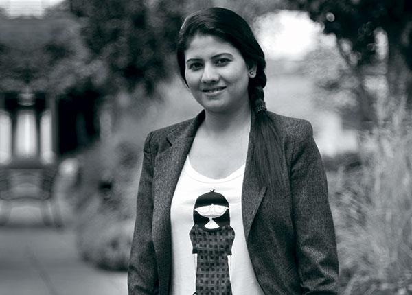 Nandini Shenoy, Pinkvilla