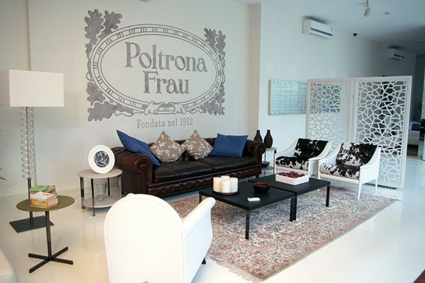 Poltrona Frau Design Center, Mumbai