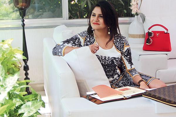 Purva Patel, Event Planner, Louis Vuitton