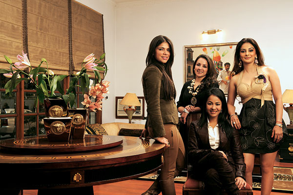 Ladies Who Lunch | Verve Magazine - India's premier luxury lifestyle