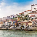 Portugal Porto cityscape travel adventure Europe