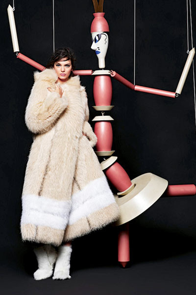 Fendi, Fall/Winter 2015-'16 collection