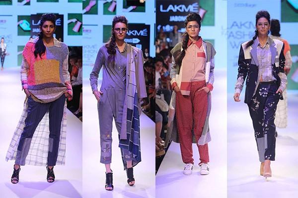 Kriti Tula Gen Next Show Lakme Fashion Week Winter Festive 2015