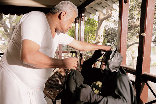 Parmesh's Viewfinder, Parmesh Shahani, What If Batman Was From Chennai?