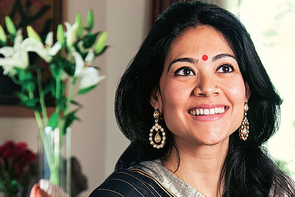 Radhika Bharat Ram, Joint Vice-chairperson of The Shri Ram Schools