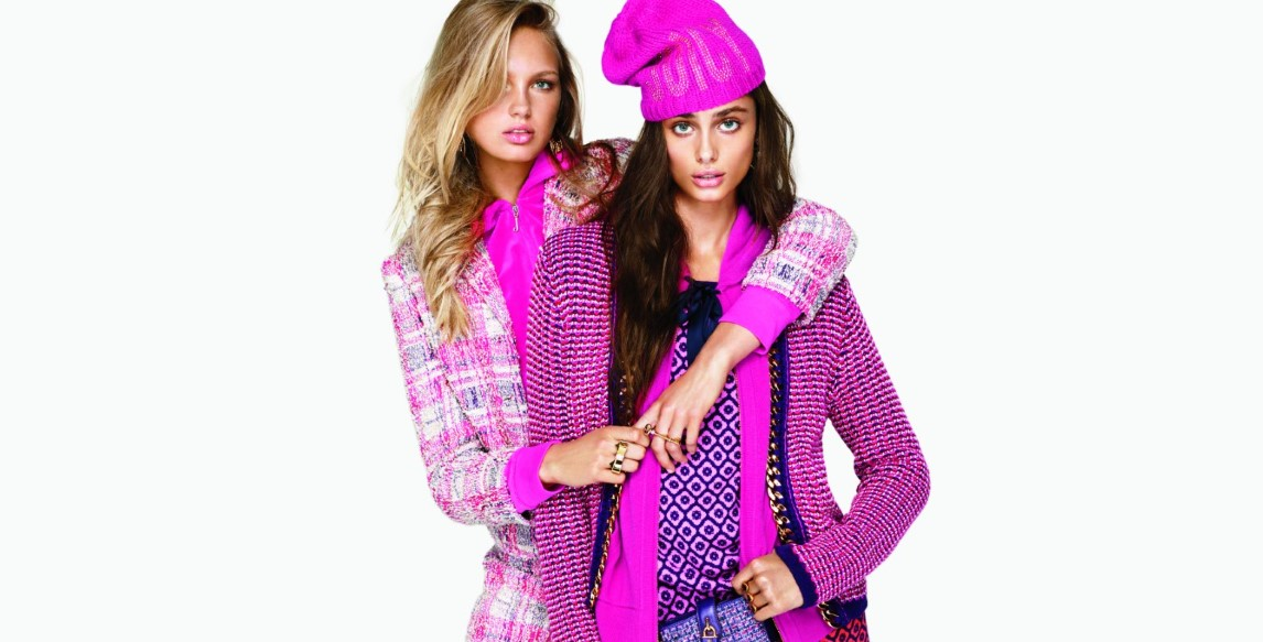 Juicy Couture launches in India New Delhi Ambience mall shopping