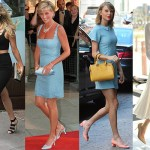 jimmy choo luxury shoe brand Princess diana jennifer lawrence taylor swift angelina jolie