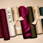 Burberry Scarf Bar London Scotland customised cashmere scarves