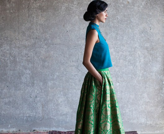 Payal Khadwala, festive wear, indian fashion, pocketed lehengas, benarasis
