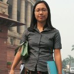 Agatha Sangma, Youngest Minister in the 15th Lok Sabha