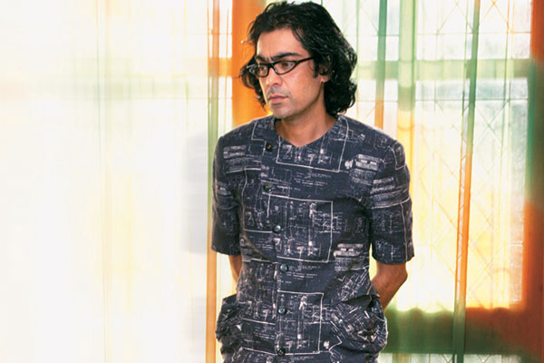 Arjun Saluja, Fashion Designer