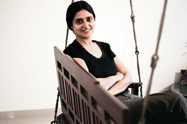 Gitanjali Rao, Film maker
