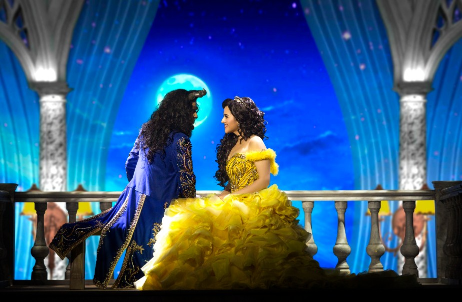 Beauty and the Beast first look