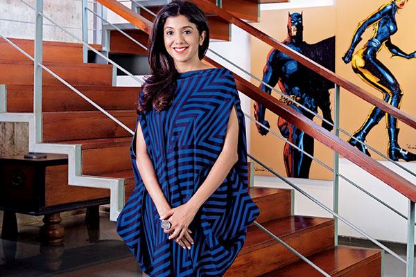 Tania Singh Khosla, Founder and design director of tsk Design