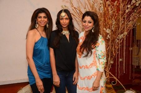 Zeba Kohli, Shamita Singha, Sabina Singh