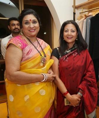 Anju Ahuja, Neelam Pratap Rudy