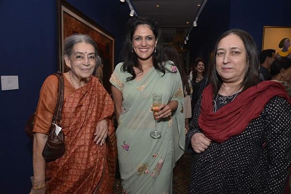 Lalitha Lajmi, Sonal Singh, Nasreen Munni Kabir