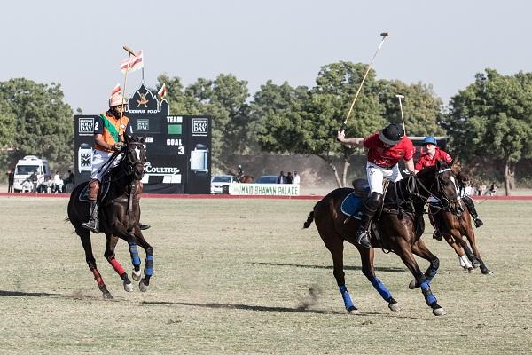 British Royal Polo Day in Jaipur, Rajasthan