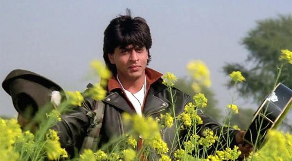 Shah Rukh Khan, Bollywood, Indian Cinema, Dilwale Dulhaniya Le Jayenge
