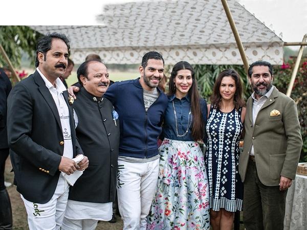 Maharaj Narendra Singh, Sanjiv Bali, Sanjay Kapur, Priya Sachdev, Kelly Maslick, Jaisal Singh