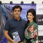 Launch of Farah Oomerbhoy's book