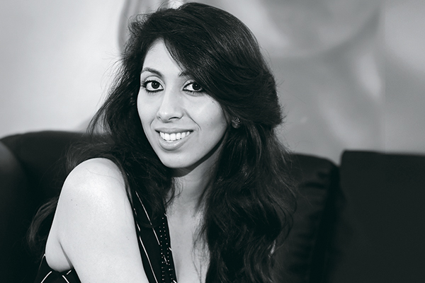 Natasha Mudhar, London-based communications specialist