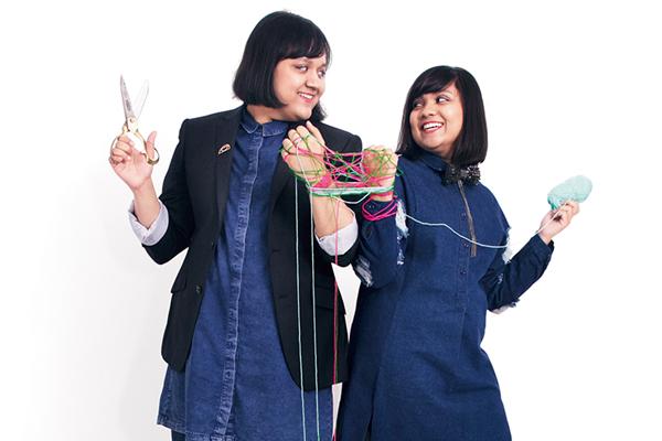 Nikita Sutradhar, Tina Sutradhar, Fashion Whiz-kids, Mumbai