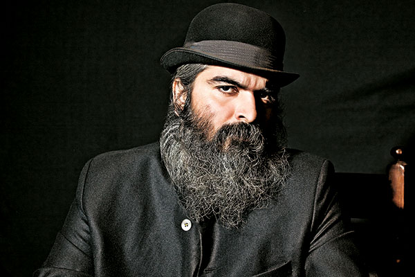 Suket Dhir, Fashion Designer, 2015/2016 International Woolmark Prize for menswear