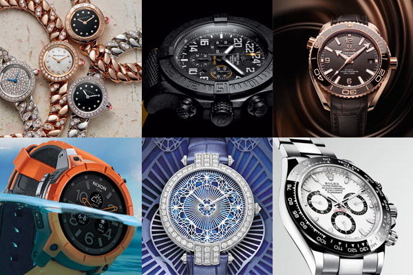 baselworld, watches, 2016, trends
