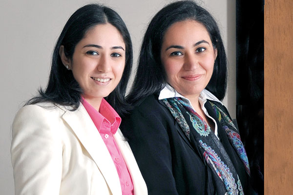Divya Suri, Deeksha Suri, Executive Directors, The Lalit Suri Hospitality Group