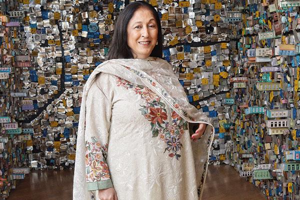 Kiran Nadar, Kiran Nadar Museum of Art (KNMA)