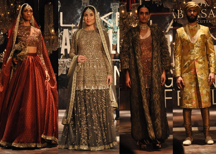 Sabyasachi, Lakme Fashion Week Winter Festive 2016, Fashion, Runway