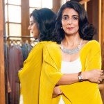 Tina Tahiliani Parikh, Fashion Designer, Ensemble