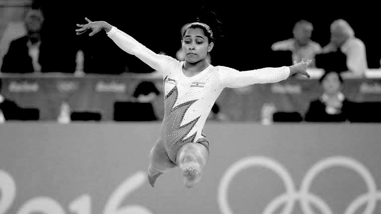 dipa karmakar, olympics, rio2016. gymnast. produnova vault