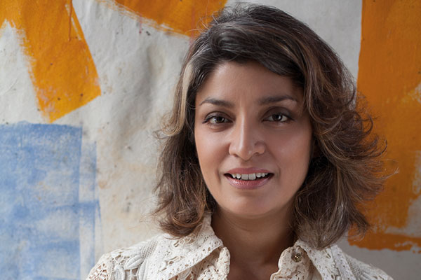 Divya Thakur, Founder and Creative Director of Design Temple, Mumbai