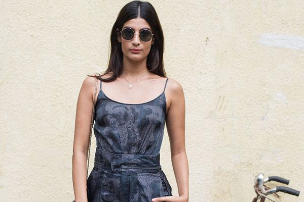 Erika Packard, Model, Mumbai