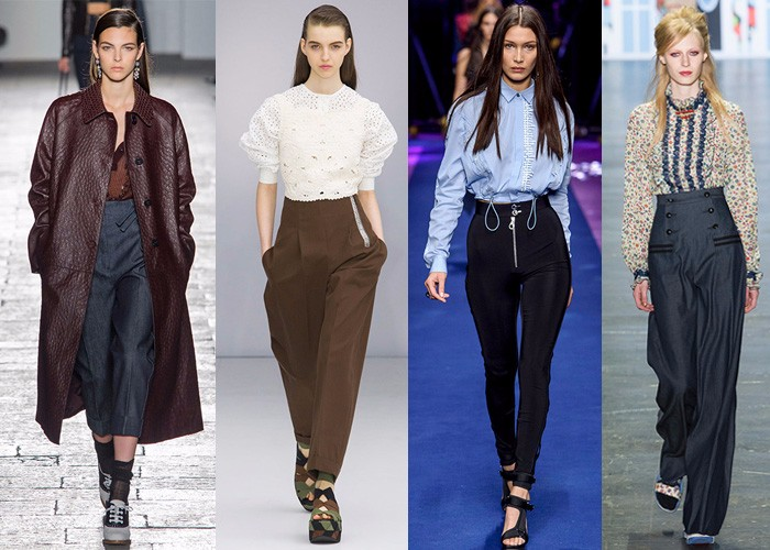 high waist pants, international fashion, fashion week, trends, fashion,
