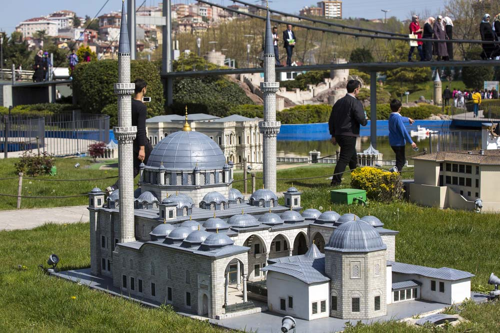 Miniaturk, Turkey, Istanbul, Travel, miniature cities