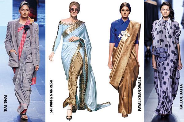 Fashion, Lakme Fashion Week, Winter/Festive '16 edition, Blazer jackets, shirt blouses and belted waists