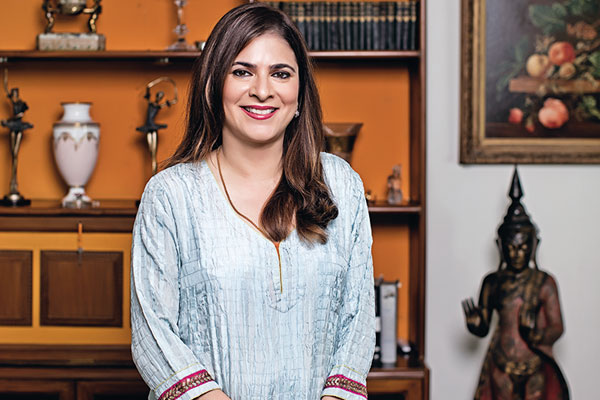 Sonia Singh, Editorial Director, NDTV