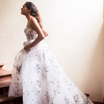 verve wedding diaries, bespoke, karleo, custom bride, wedding, dress, gown, mumbai