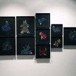 Artwork by Muhanned Cader for Island at Talwar Gallery, New Delhi
