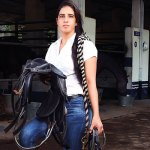 Rupa Singh, First Indian woman jockey