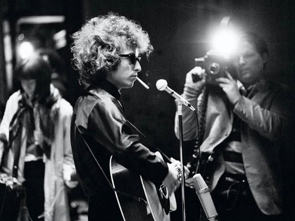 Bob Dylan, American songwriter, singer, artist, and writer, Nobel Prize in Literature
