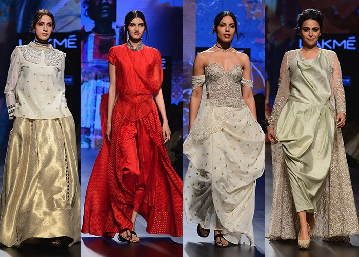 Amoh by Jade, Lakme Fashion Week, Lakme Fashion Week Summer Resort 2017, Fashion, Designers,