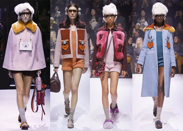 Anya Hindmarch, London Fashion Week AW17, London Fashion Week, Best Shows, Fashion, Runway,