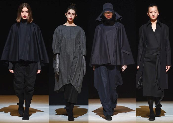 Hussein Chalayan, London Fashion Week AW17, London Fashion Week, Best Shows, Fashion, Runway,
