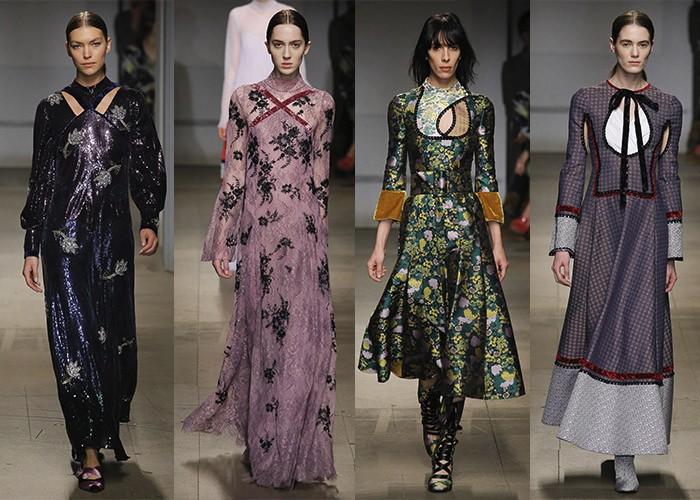 Erdem, London Fashion Week AW17, London Fashion Week, Best Shows, Fashion, Runway,
