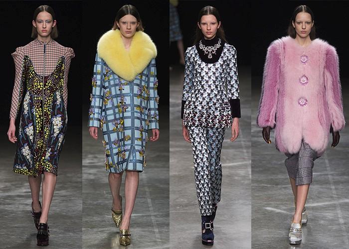 Mary Katrantzou, London Fashion Week AW17, London Fashion Week, Best Shows, Fashion, Runway,