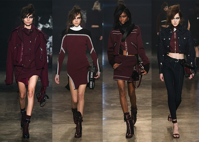Versace, London Fashion Week AW17, London Fashion Week, Best Shows, Fashion, Runway,